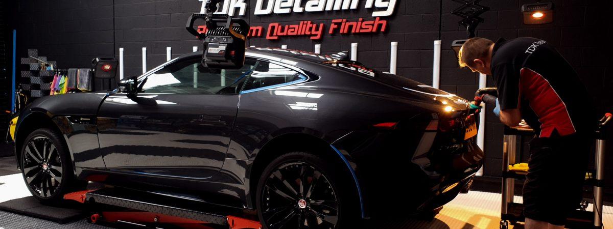 Machine Polishing Jag